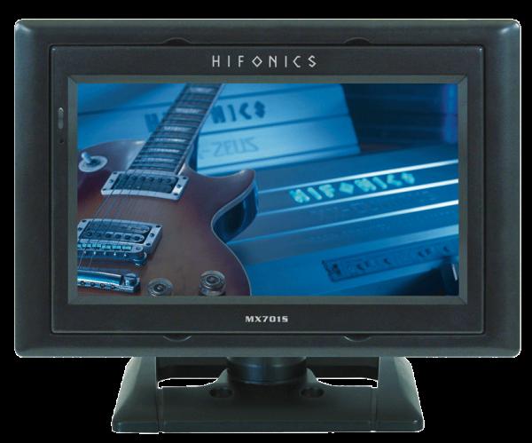 "Hifonics 7"" TFT-Monitor MX-701S"