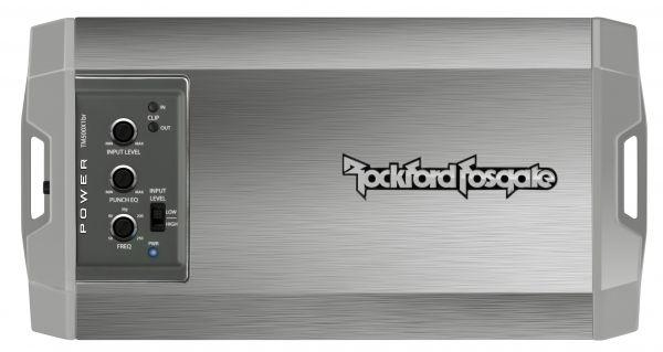 Rockford Fosgate TM500X1br Power Marine 500 Watt Class-BR Mono Amplifier
