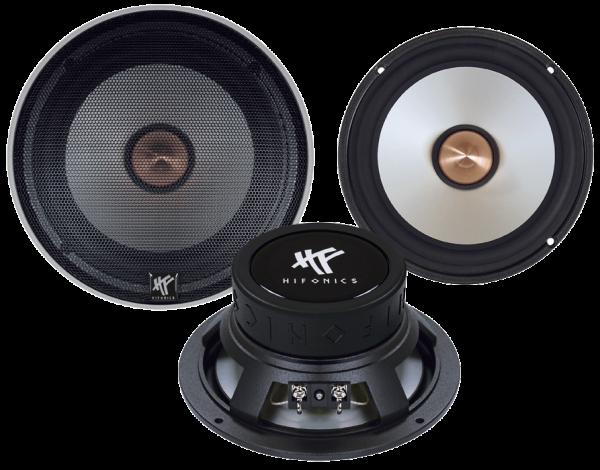Hifonics Maxximus Kickbass Woofer-Set MX-6.2W