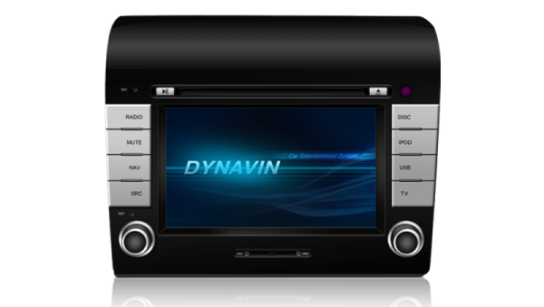 "DYNAVIN DVN-DC FIAT series 6.2"" Touch Screen LCD Multimedia Navigation System"