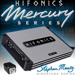Hifonics Monoblock AMP Mercury I