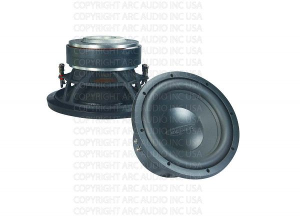 Arc Audio Black 10v2 25cm Subwoofer