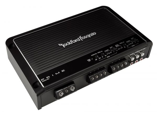 Rockford Fosgate R600-4D Prime 4-Kanal Verstärker