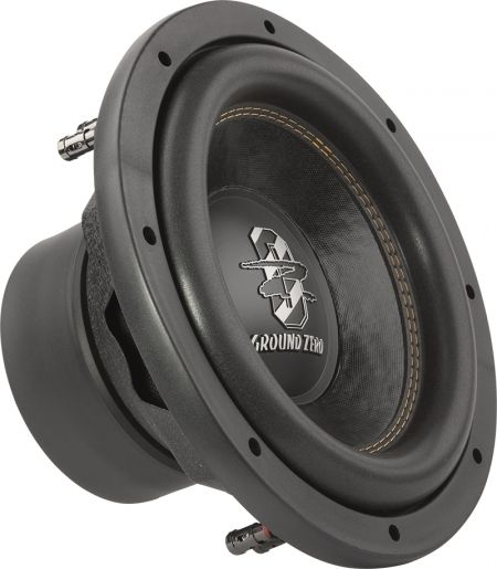 Ground Zero GZRW 10D2 25cm Radioactive Subwoofer