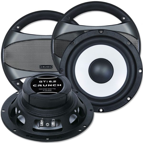 Crunch GTi-6.2W Woofer Set