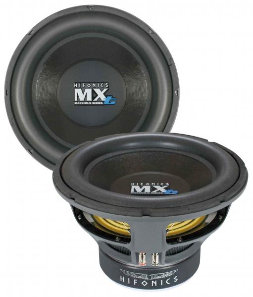 Hifonics Maxximus-Woofer MXT-12D2