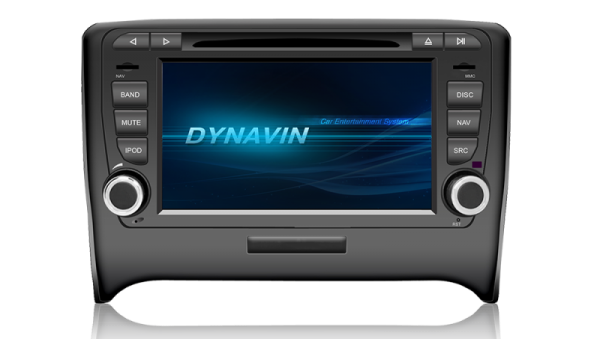 "DYNAVIN DVN-TT AUDI series 7"" Touch Screen LCD Multimedia Navigation System"