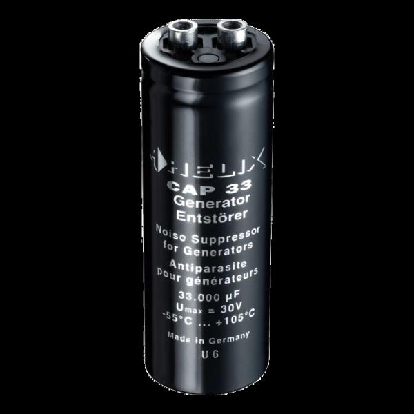 Helix CAP 33 Entstörkondensator 33.000 µF