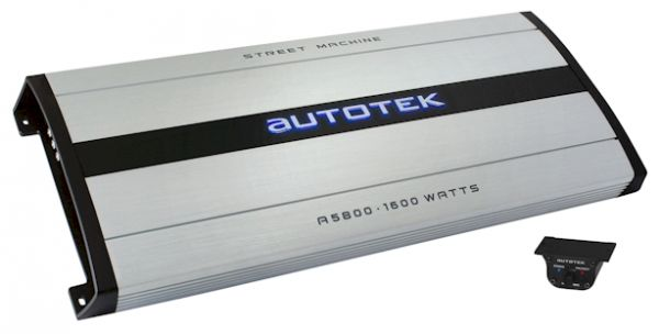 Autotek A5800 Street Machine 5-Kanal Endstufe