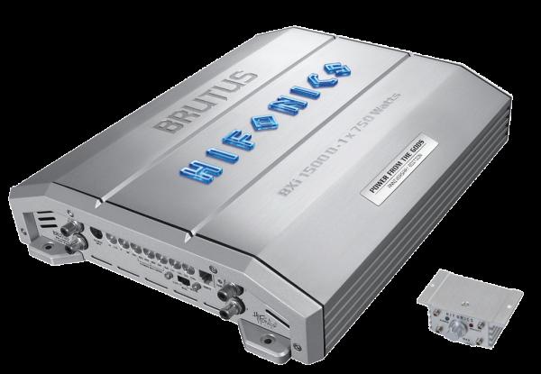 Hifonics Brutus Monoblock BXI-1500D