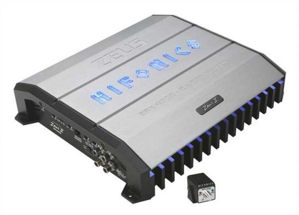 Hifonics Zeus Serie AMP ZRX-4002