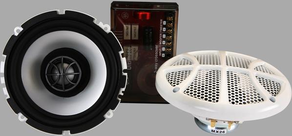 DLS MX26 16,5 cm Coaxial Lautsprecher