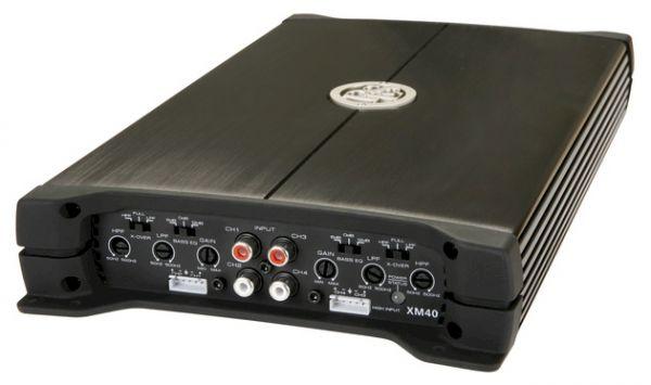 DLS Performance XM-40 4-Kanal Verstärker