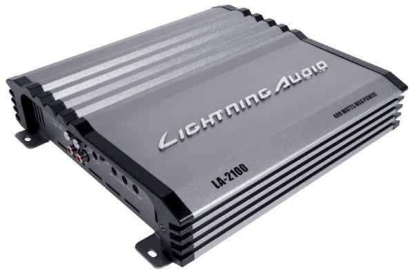 Lightning Audio LA-2100 2-Kanal Verstärker