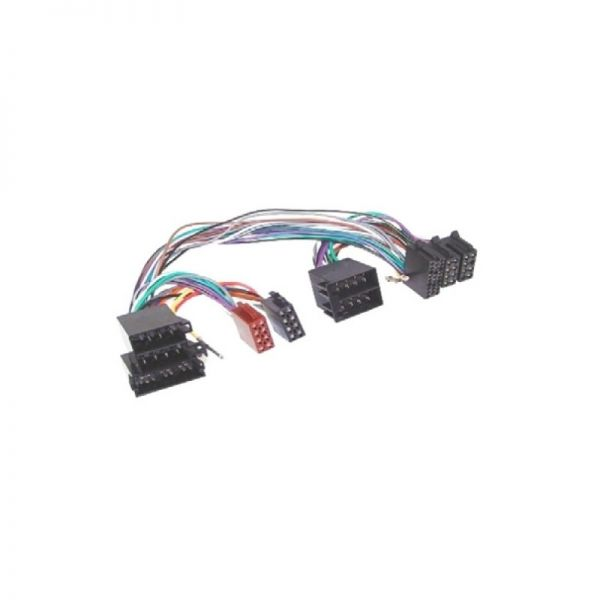 Match PP-AC 40 Radio-Adapterkabel OPEL ISO 36 pin