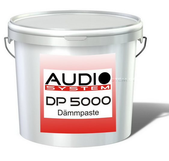 Audio System DP-5000 Dämmpaste