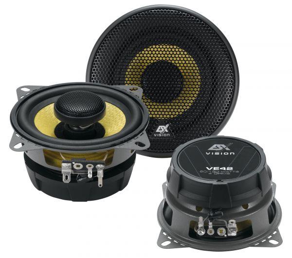 ESX VE-42 Vision 10cm 2-Wege-Koaxial