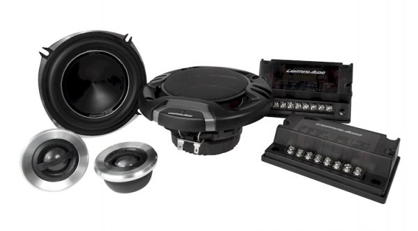 Lightning Audio LA-152S 13cm 2-Way Component System
