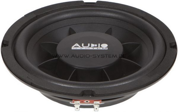 Audio System AX-08FL PLUS 20cm Flat-Free-Air-Subwoofer