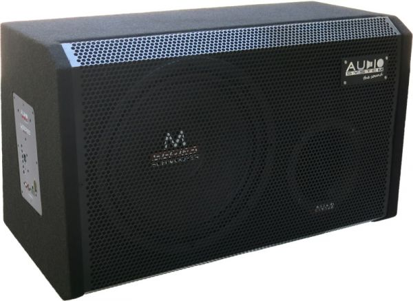 Audio System M-12 Active M-Series 30cm Active-Subwoofer