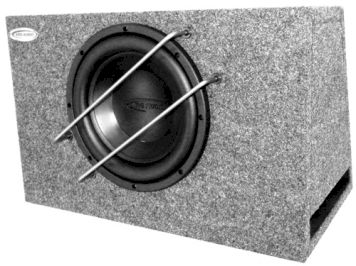 Arc Audio ARC 10BR 25cm Bassreflex-Subwoofer