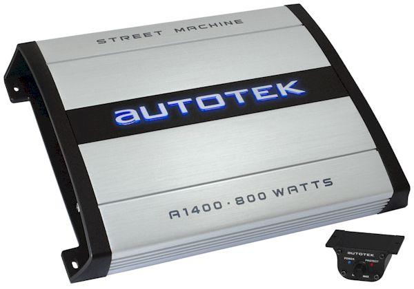 Autotek A1400 Street Machine Monoblock Endstufe