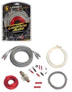 Lightning Audio Kabelkit