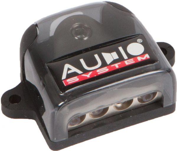 Audio System Z-DB7 HIGH-END 4-fach Verteilerblock
