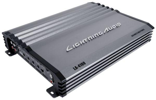 Lightning Audio LA-4100 4-Kanal Verstärker