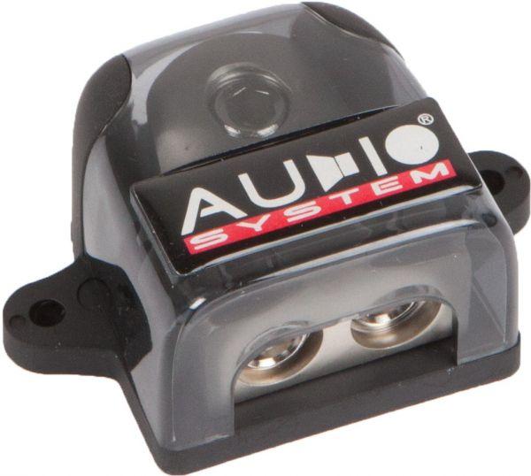 Audio System Z-DB6 HIGH-END 2-fach Verteilerblock