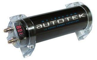 Autotek AT1200 1,2 Farad Kondensator
