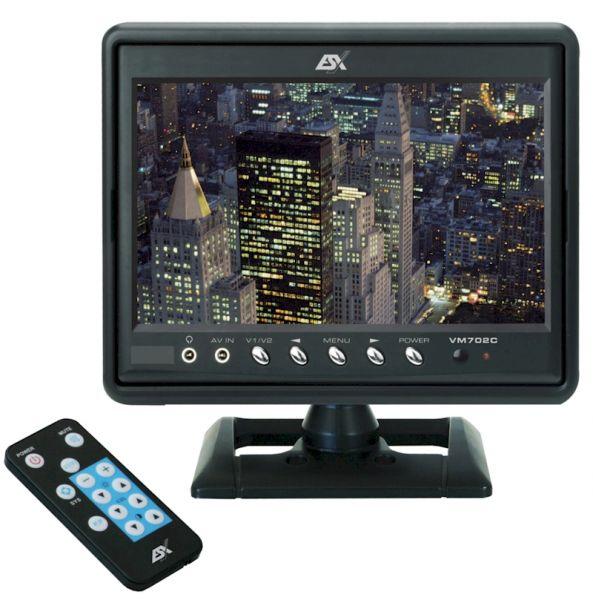"ESX VM702C 7"" TFT LCD Monitor 16:9"