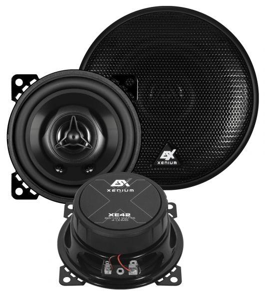 ESX XE-42 10cm Xenium 2-Wege-Koaxial-System