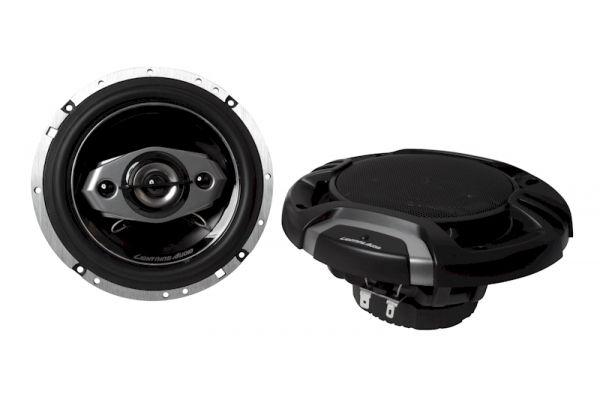 Lightning Audio LA-1654 16cm 3-Way Triaxial System