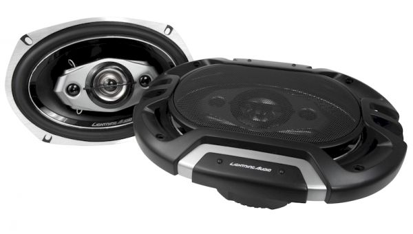 Lightning Audio LA-1694 6x9er 4-Way Quadaxial System