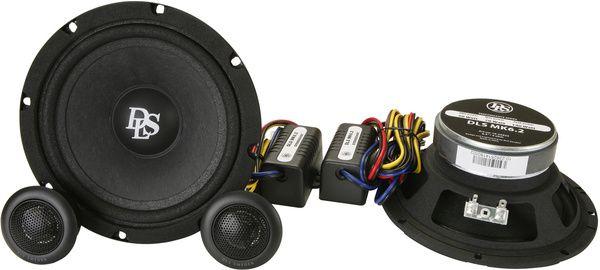 "DLS Performance MK6.2 - 2-Wege System 6,5"""