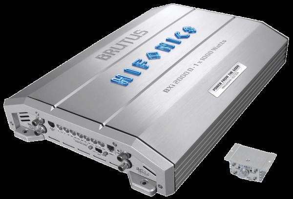 Hifonics Brutus Monoblock BXI-2000D
