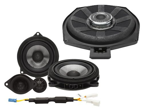 Rockford Fosgate Power Kit T3-BMW-Sub