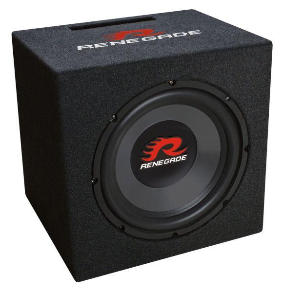 Renegade RXV1000 25cm Single-Bassreflex-System