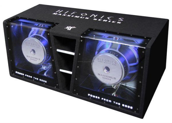 Hifonics Dual Bandpass MXT12Dual