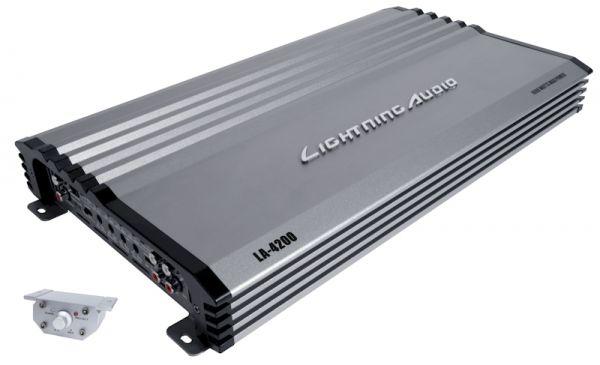 Lightning Audio LA-4200 4-Kanal Verstärker