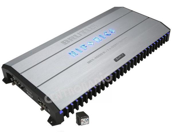 Hifonics Brutus Monoblock BRX-4000D