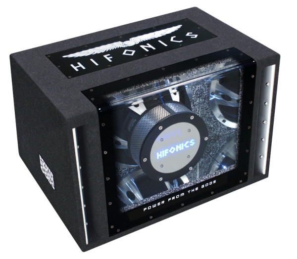 Hifonics Single Bandpass ZLI-12BP