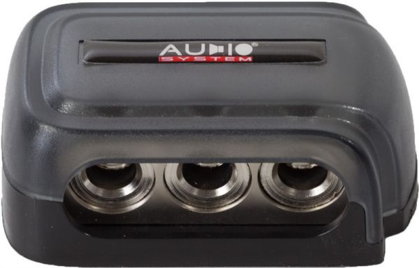 Audio System Z-DB8 HIGH-END 4-fach Verteilerblock