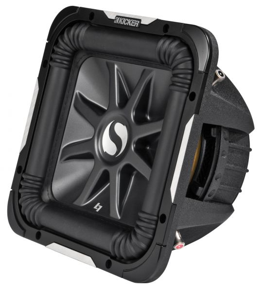 Kicker S8L7 Solobaric 20cm Square-Subwoofer