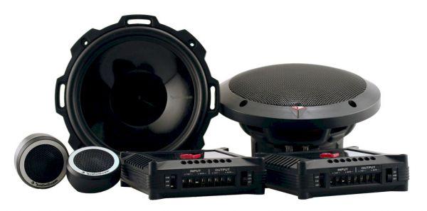 Rockford Fosgate T1675-S Power 16cm 2-Wege-Kompo-System