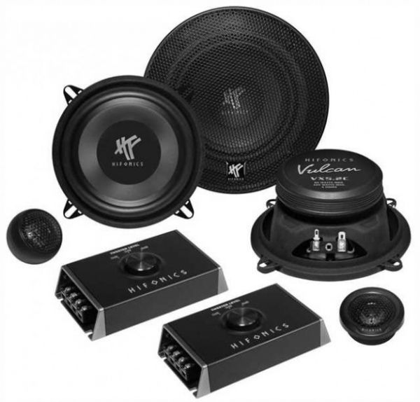 Hifonics Vulcano 2-Wege System VX-5.2C