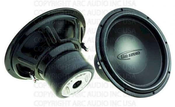 Arc Audio ARC 15D2 38cm Subwoofer
