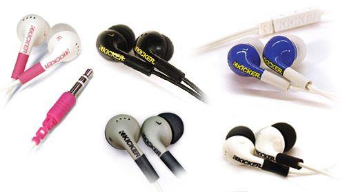Kicker EB71 In-Ear Kopfhörer
