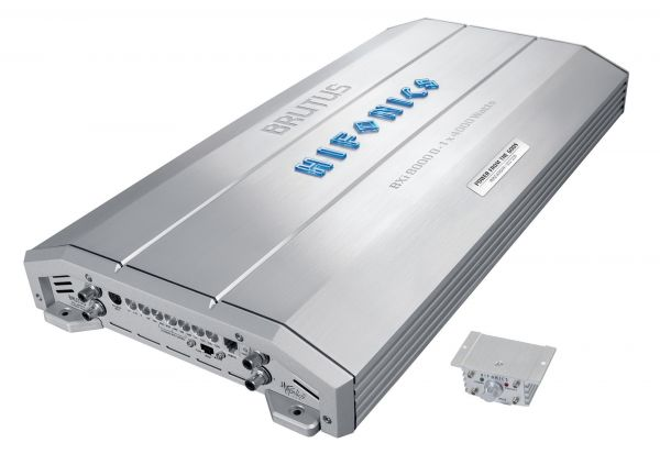 Hifonics Brutus Monoblock BXI-8000D